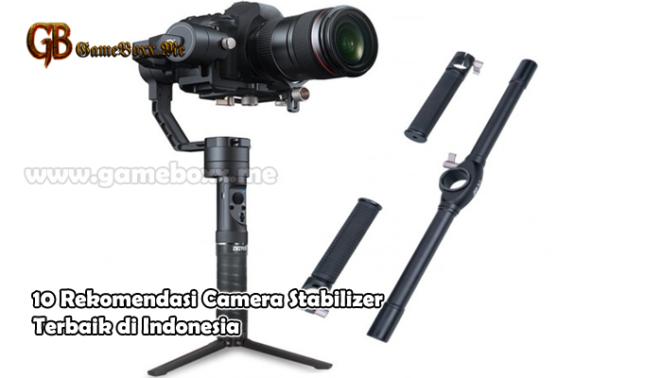 10 Rekomendasi Camera Stabilizer Terbaik di Indonesia
