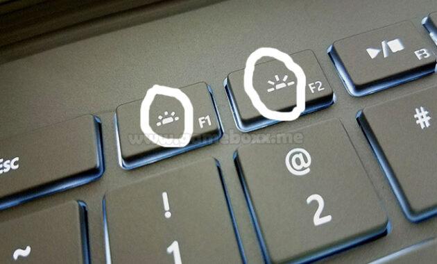 Cara Mengatur Kecerahan Laptop, Komputer (Mudah & Cepat)