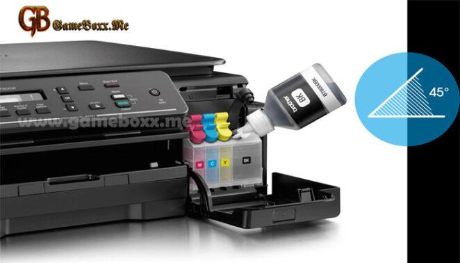 Cara ke 4 Mengubah Printer Offline Menjadi Online