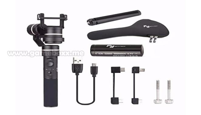 Feiyu Tech G5 3-Axix Splashproof Handleld Gimbal