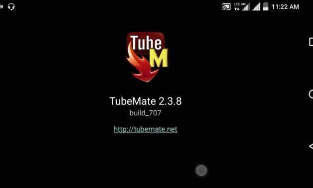 Jika sudah, buka aplikasi TubeMate dan cari video Youtube yang ingin di-download