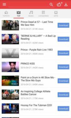 Jika sudah cari video Youtube yang ingin diunduh