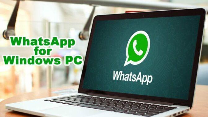 Menggunakan WhatsApp Pada PC Tanpa Aplikasi