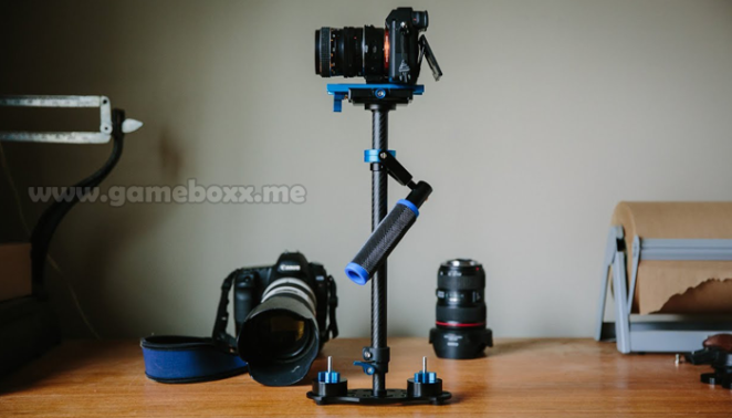 Neewer Carbon Fiber Handheld Stabilizer