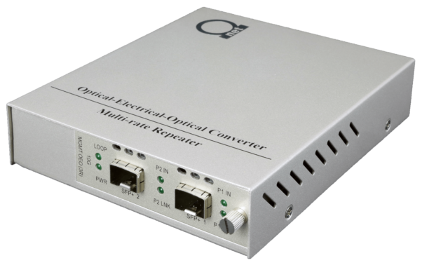 Optical Communications Repeater