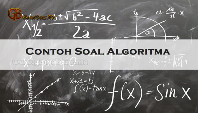 Contoh Soal Algoritma
