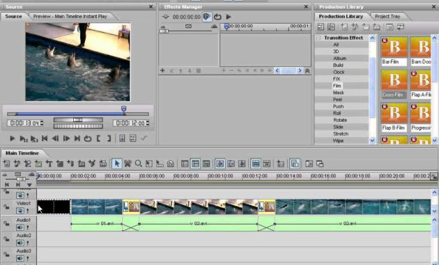 Intuitive Video Editor