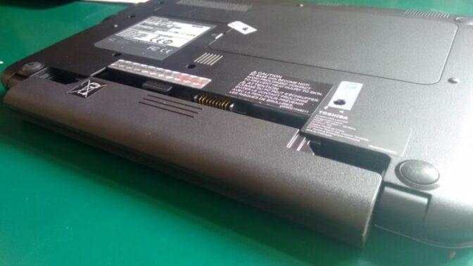 Periksa Kondisi Baterai di Laptop