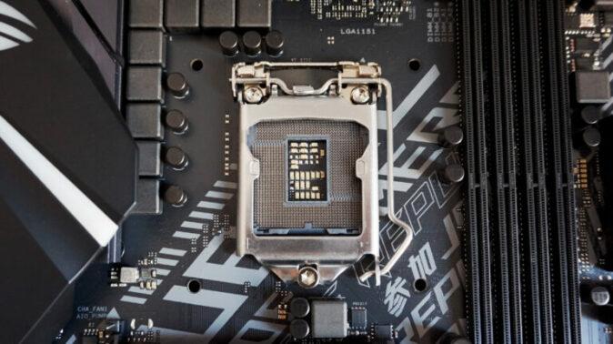 Socket CPU