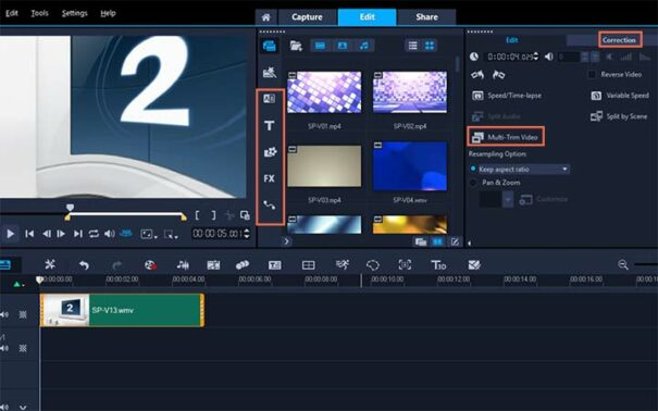 Video 360 Editor