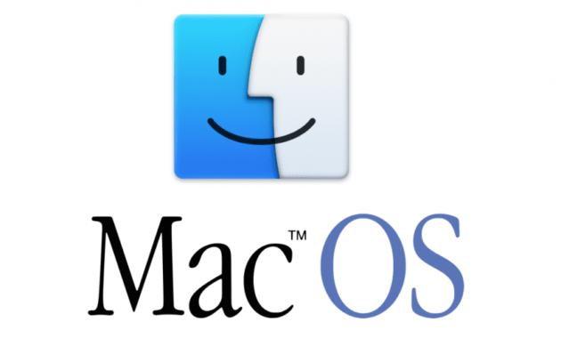 Sistem Operasi Mac OS