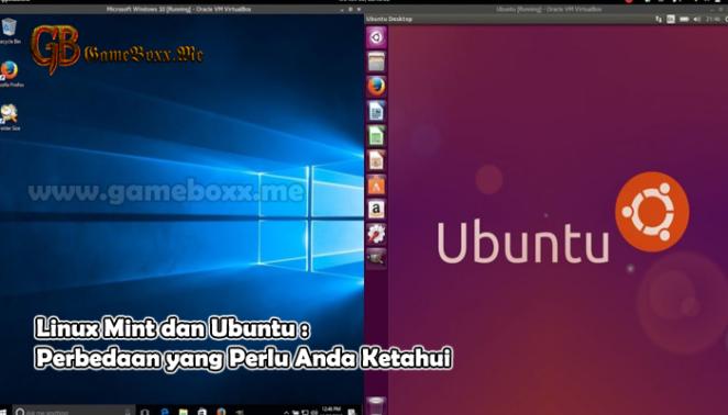Linux Mint dan Ubuntu Perbedaan yang Perlu Anda Ketahui